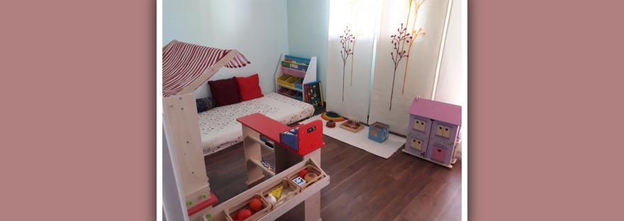 imagen de habitacion con ambientes montessori