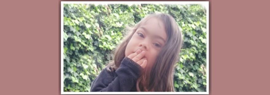 niña con sindrome de down respiracion nasal