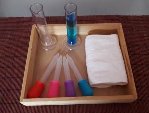 pipetas para hacer trasvases de liquidos